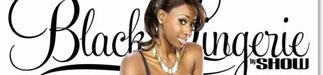 Bria Myles on next cover of Black Lingerie of SHOW