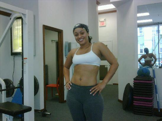 TAHIRY: Keeping it TIGHT in the gym