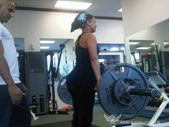 Tahiry: Keeping it Tight in the gym – Part II