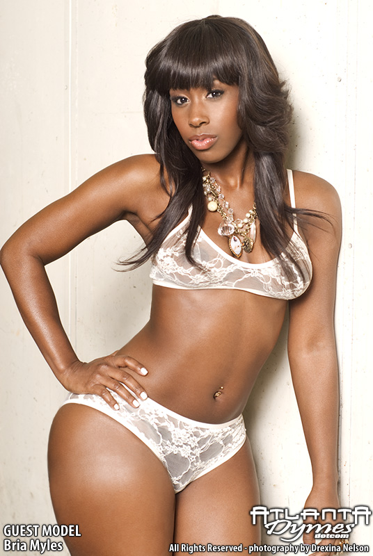 Bria Myles: for Atlanta Dymes Set 2