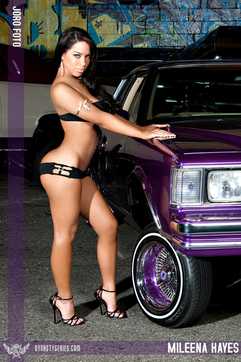 from Conrad photos naked girls lowriders