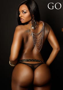 Pic of the Day: Brooke Bailey – courtesy of Gorgeous Magazine