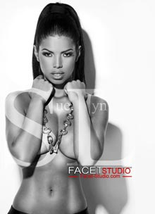 Pic of the Day: Suelyn – courtesy of Facet Studios