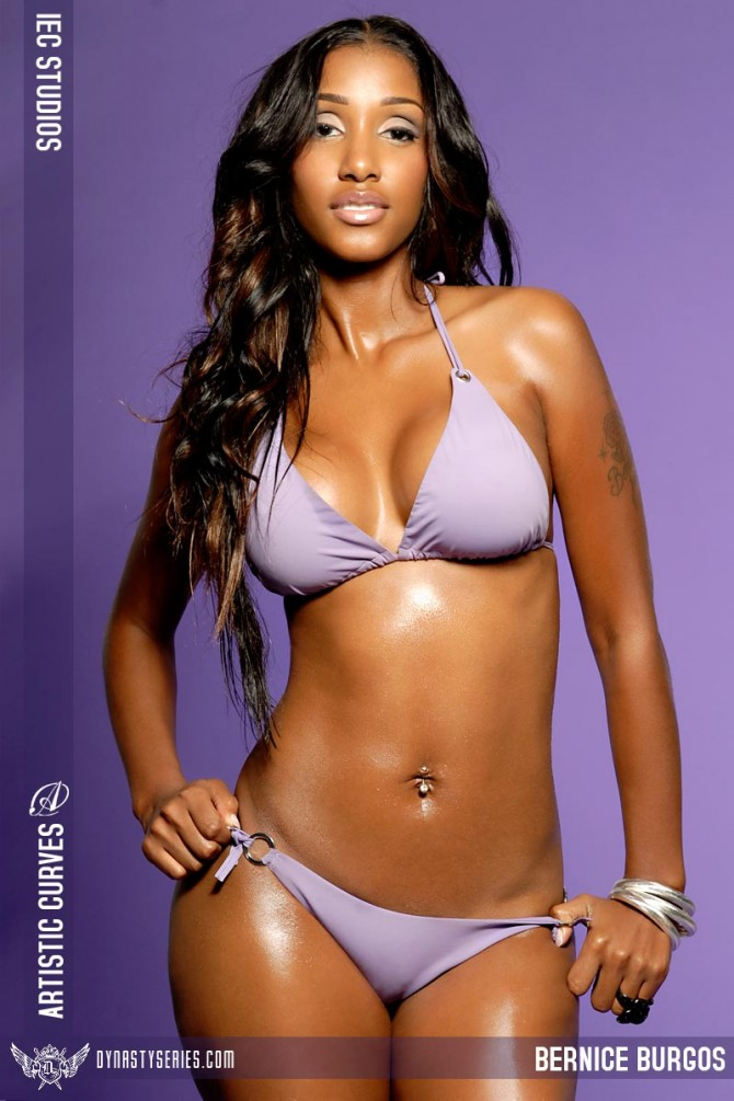 Bernice Burgos: Purple Reign – courtesy of IEC Studios