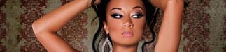 Draya Michele on the cover of Gorgeous Magazine