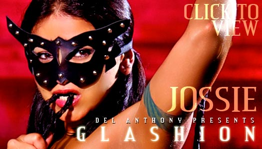 Del Anthony presents GLASHION: Jossie - Catwoman