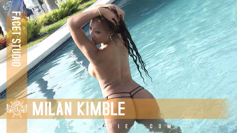 Milan kimble naked