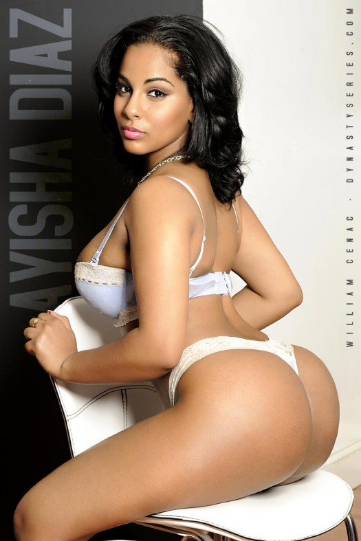 More Pics of Ayisha Diaz: Inside My Window - courtesy of ...
