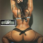 Coco Loso in the latest issue of Straight Stuntin