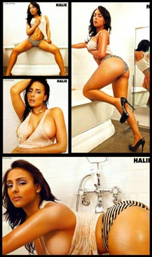 The Kollage King: Jay Vanity, Claudia Sampedro, and Halie