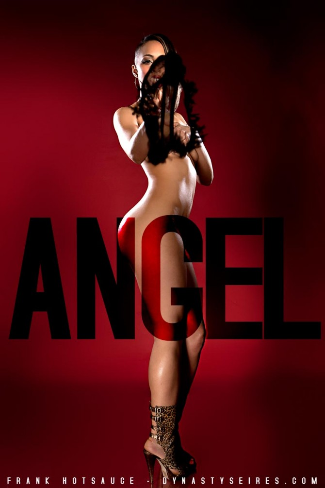 More Exclusives of Angel – courtesy of Frank Hotsauce