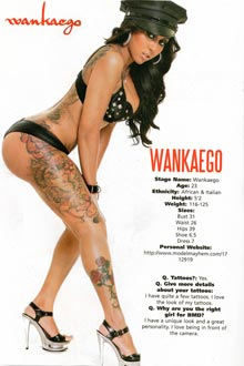 Pic of the Day: Wankaego – courtesy of VXN Studios