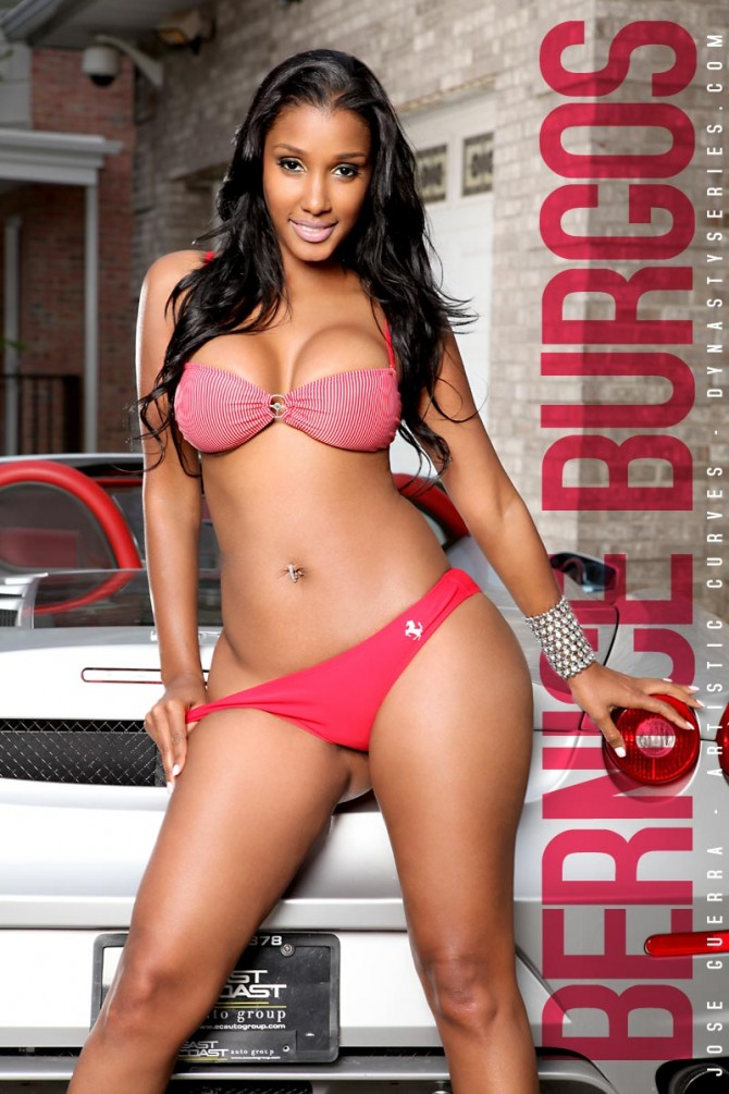 Bernice Burgos: Top Down – courtesy of Jose Guerra and Artistic Curves