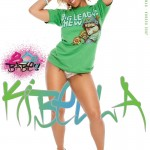 80s Babies: Kimbella - Big League Chew - courtesy of Jose Guerra and TSD Agency