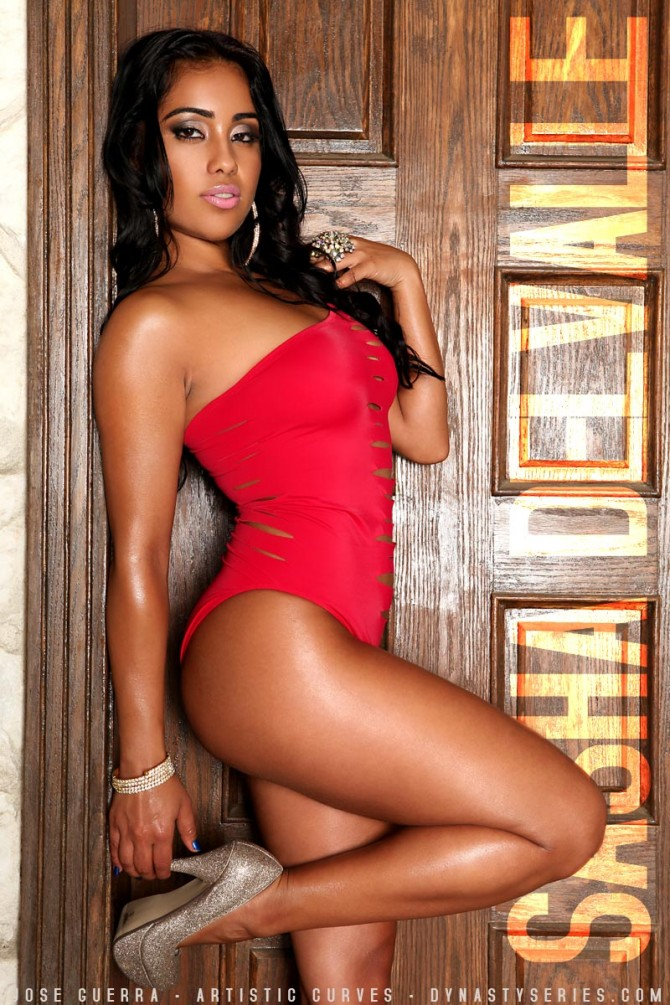 More Pics of Sasha Delvalle: Answer the Door – courtesy of Jose Guerra and Artistic Curves