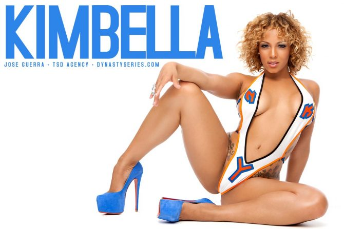 Kimbella: NBA Christmas Gift – courtesy of Jose Guerra and TSD Agency