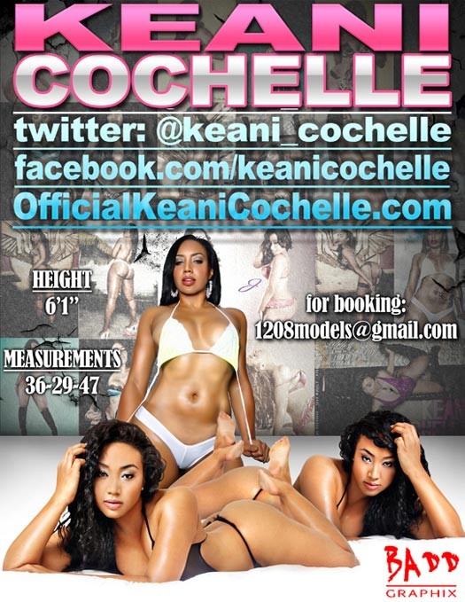 Pic of the Day: Keani Cochelle