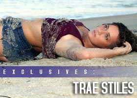 Trae Stiles: Cut Offs – courtesy of Yohance DeLoatch