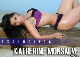 Katherine Monsalve &#8211; courtesy of Yohance DeLoatch and Artistic Curves