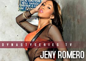 DynastySeries TV: Jeny Romero &#8211; Freight Lift &#8211; courtesy of Frank D Photo and Artistic Curves