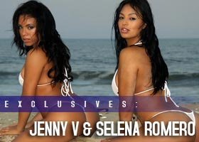 Stephany Romero and Jenny V – courtesy of Yohance DeLoatch