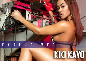 More Pics of KikiKayo: Heavy Duty &#8211; courtesy of Jose Guerra