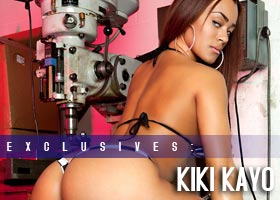 KikiKayo: Drill It – courtesy of Jose Guerra