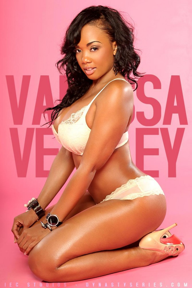 More Pics of Vanessa Veasley: Beautiful V – courtesy of IEC Studios