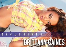 Introducing…Brittany Gaines – courtesy of TL Glam Studio
