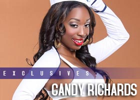 Candy Richards: All Aboard – courtesy of C Clark Fotography