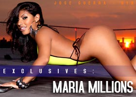 Maria Millions: Bella Sunset – courtesy of Jose Guerra