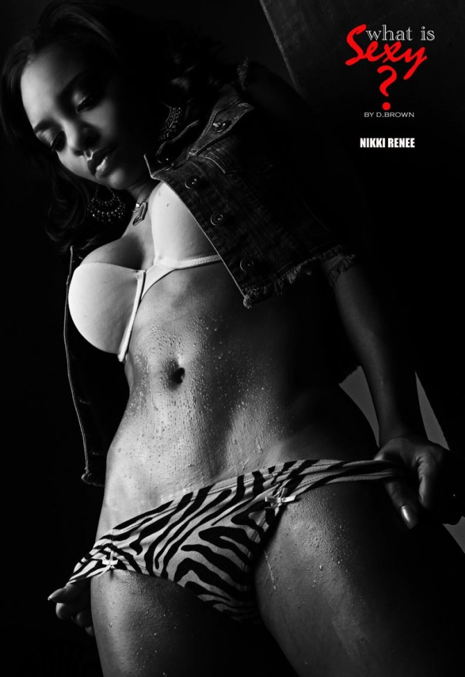 What is Sexy…Nikki Renee – courtesy of D. Brown