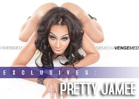 New Exclusives of Pretty Jamee – courtesy of Venge Media