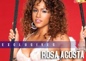 Happy Valentine's with Rosa Acosta – courtesy of Jose Guerra