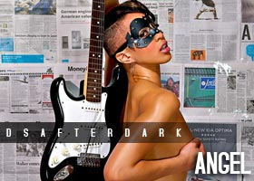 More Pics of Angel: Wanna Be a Rock Star – courtesy of Del Anthony
