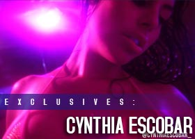 Ason Productions presents: Cynthia Escobar