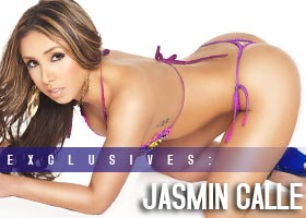 Jasmin Calle: Colombiana – courtesy of IEC Studios