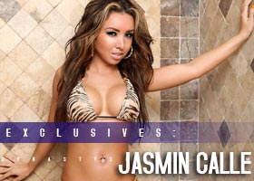 Jasmin Calle: Miami Tiles – courtesy of Jose Guerra and Wet Couture Swimwear