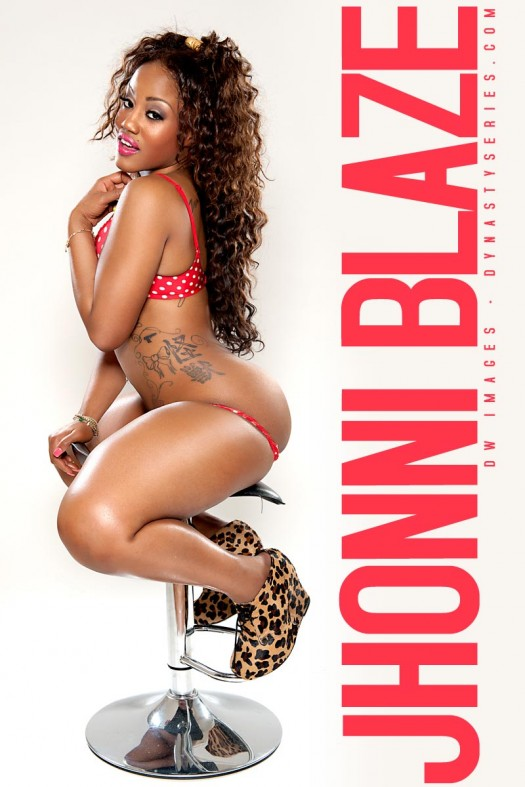 More Pics of Jhonni Blaze: Got Your Attention - courtesy of DW Images
