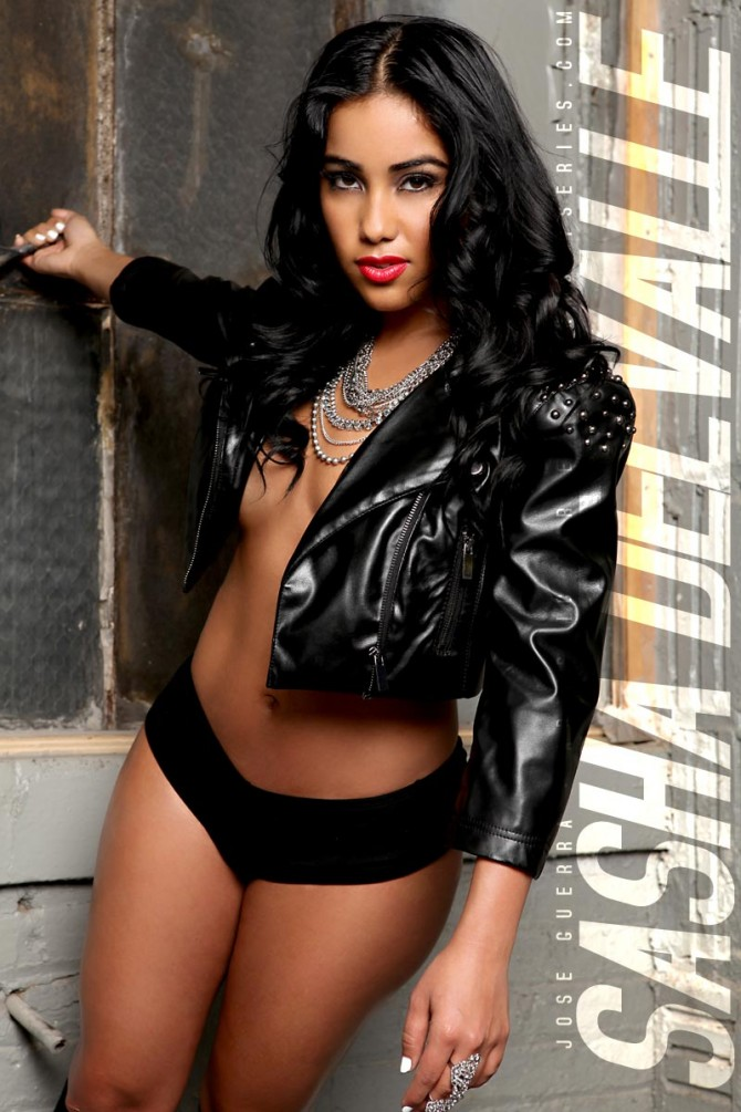 Sasha Delvalle: Tougher Than Leather – Jose Guerra – Artistic Curves