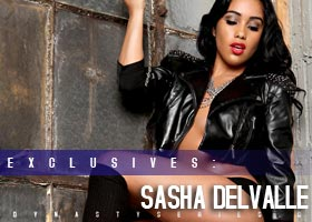 Sasha Delvalle: Raw Hide &#8211; Jose Guerra &#8211; Artistic Curves