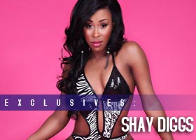 Introducing…Shay Diggs – courtesy of C.E. Wiley