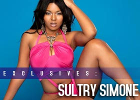 Exclusives Pics of Sultry Simone – Jose Guerra and Arabelle Modeling