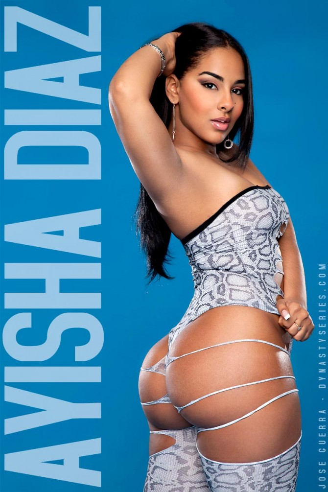 Ayisha Diaz: Holding On By a String – Jose Guerra