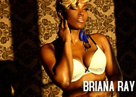 Briana Ray: Blondes Have More Fun – D. Brown – Dimepiece Modeling Agency