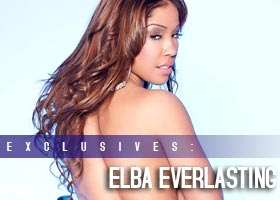 Exclusive Pics of Elba Everlasting – William Cenac