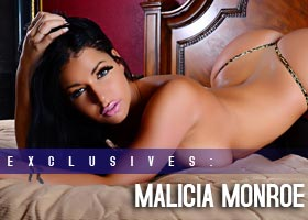 More Pics of Malicia Monroe is August Curvehouse.com Model of the Month &#8211; MJ Flix