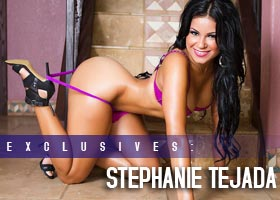 Exclusives of Stephanie Tejada &#8211; Secret Photography
