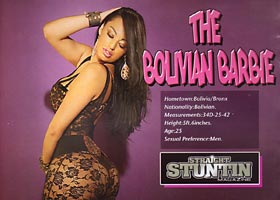 Stephany Romero @Stephany_Romero in latest issue of Straight Stuntin