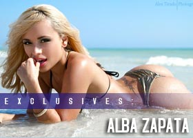 Alba Zapata @MzAlbaZapata and DynastySeries wish Alex Tirado HBD!